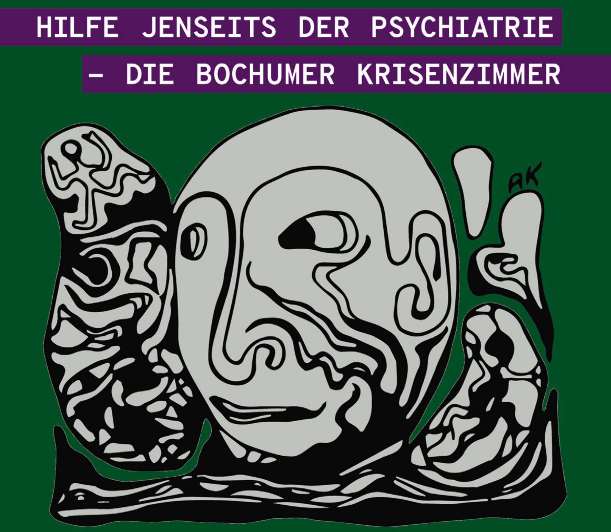You are currently viewing Broschüre Hilfe jenseits der Psychiatrie – Die Bochumer Krisenzimmer